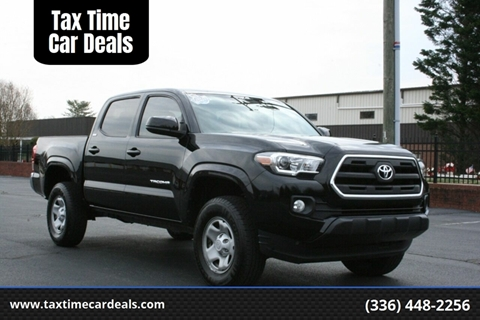 2016 Toyota Tacoma for sale in Winston Salem, NC