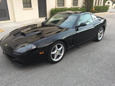 Ferrari 550 For Sale in Florida - Carsforsale.com