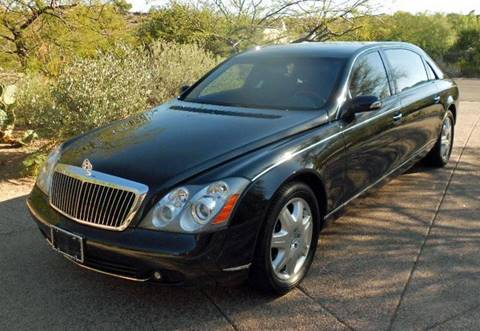 Used Maybach 62 For Sale in Maryland - Carsforsale.com