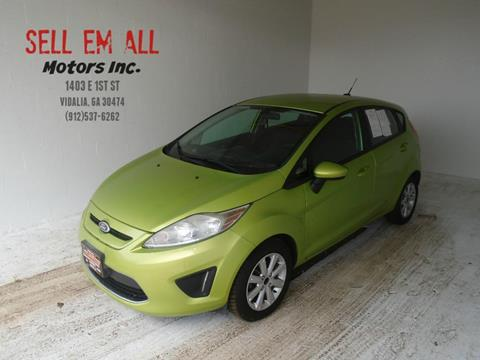 2011 ford fiesta for sale in georgia