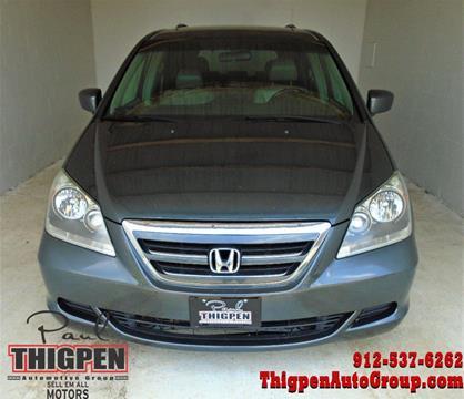 2006 Honda Odyssey for sale in Vidalia, GA