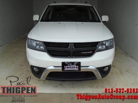2017 Dodge Journey for sale in Vidalia, GA