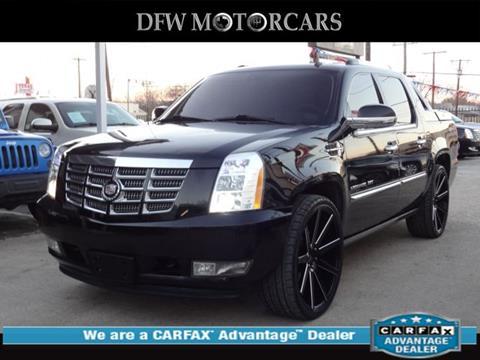 Used Cadillac Escalade EXT For Sale In Louisiana Carsforsalecom - Cadillac dealerships in louisiana