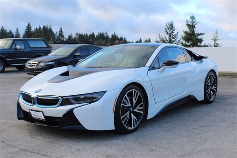 BMW I In Bellevue WA Th Sreet EVO - 2015 bmw i8 for sale