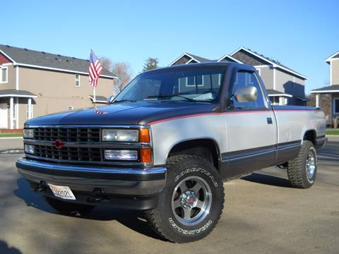 1992 Chevrolet C/K 2500 Series for sale at J.K. Thomas Motor Cars in Spokane Valley WA