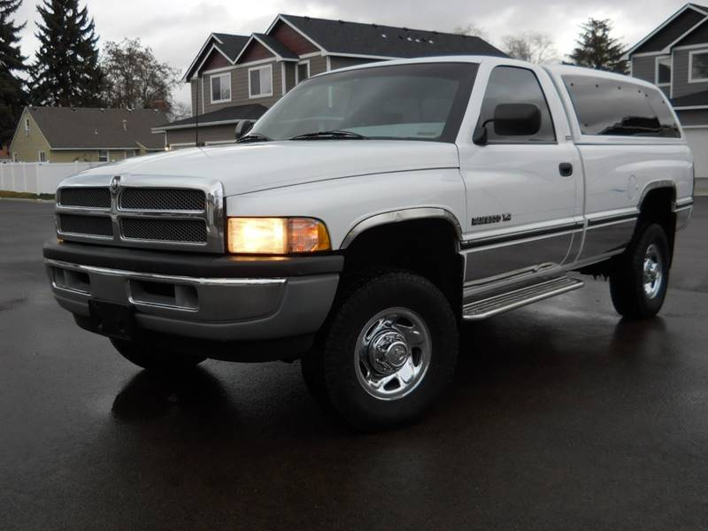 1995 Dodge Ram Pickup 2500 for sale at J.K. Thomas Motor Cars in Spokane Valley WA