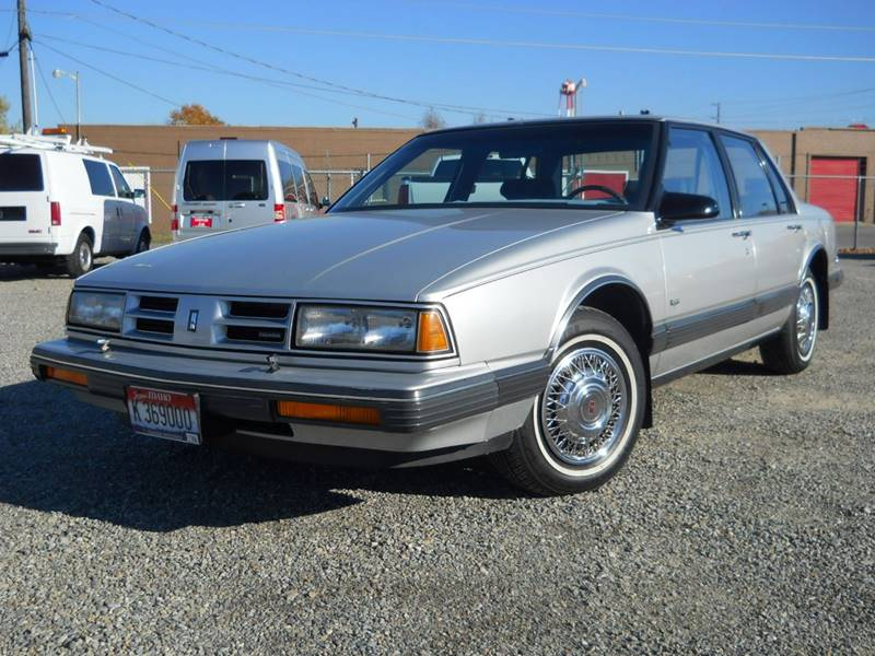 1991 Oldsmobile Eighty-Eight Royale for sale at J.K. Thomas Motor Cars in Spokane Valley WA