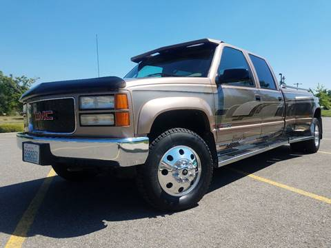 1996 GMC Sierra 3500 for sale at J.K. Thomas Motor Cars in Spokane Valley WA