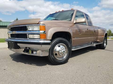 1995 Chevrolet C/K 3500 Series For Sale At J.K. Thomas Motor Cars In Spokane