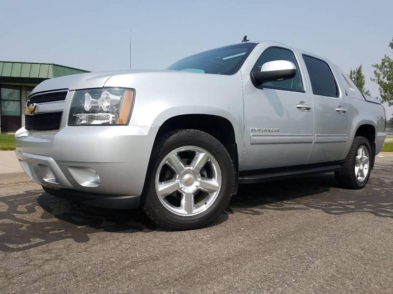 2013 Chevrolet Avalanche for sale at J.K. Thomas Motor Cars in Spokane Valley WA
