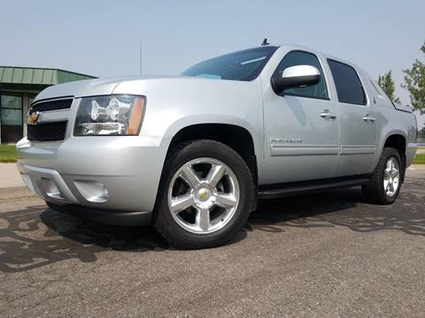 2013 Chevrolet Avalanche for sale at J.K. Thomas Motor Cars in Spokane Valley WA