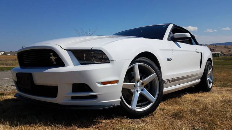 2014 Ford Mustang for sale at J.K. Thomas Motor Cars in Spokane Valley WA