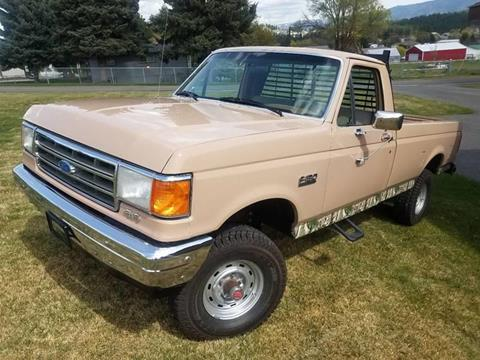 1989 Ford F-150 for sale in Spokane Valley, WA