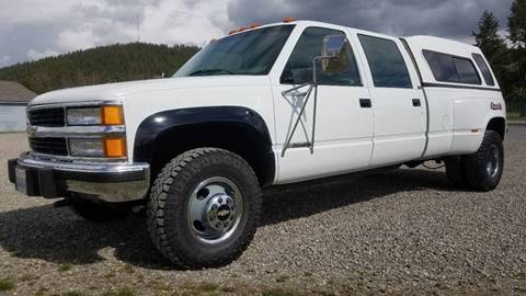 1996 chevy 3500 diesel transmission