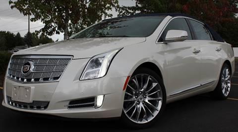 2013 Cadillac XTS for sale at J.K. Thomas Motor Cars in Spokane Valley WA