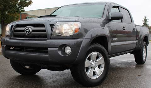 2010 Toyota Tacoma for sale at J.K. Thomas Motor Cars in Spokane Valley WA