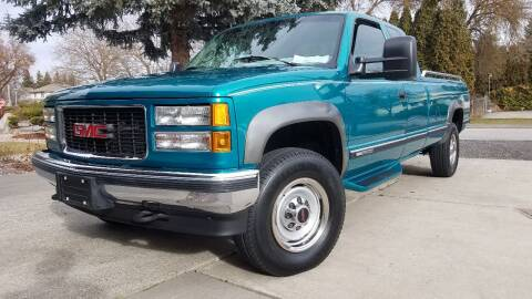1995 GMC Sierra 2500 for sale at J.K. Thomas Motor Cars in Spokane Valley WA