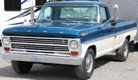 1968 Ford F-250 / SALE IN PROGRESS! for sale at J.K. Thomas Motor Cars in Spokane Valley WA