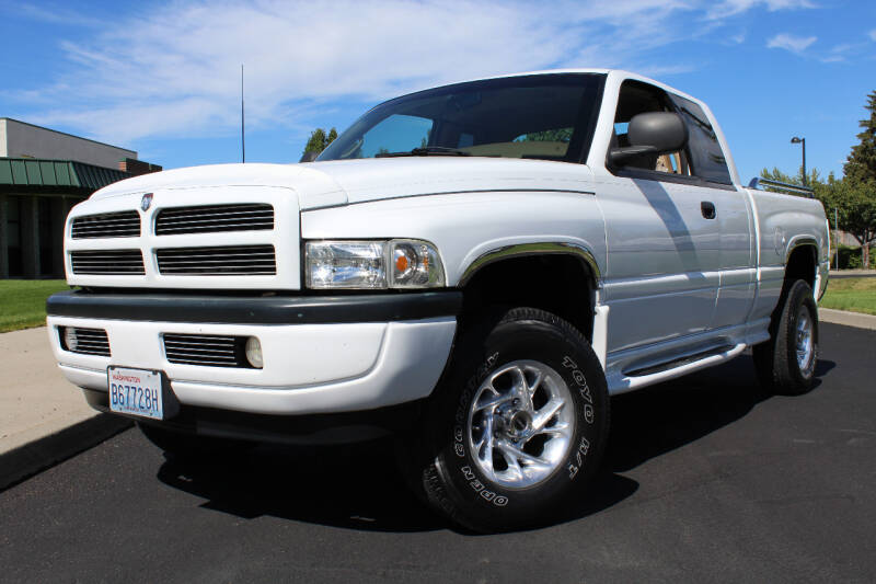 1998 Dodge Ram Pickup 1500 for sale at J.K. Thomas Motor Cars in Spokane Valley WA