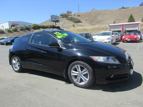 2012 Honda CR-Z for sale in Lakeport, CA