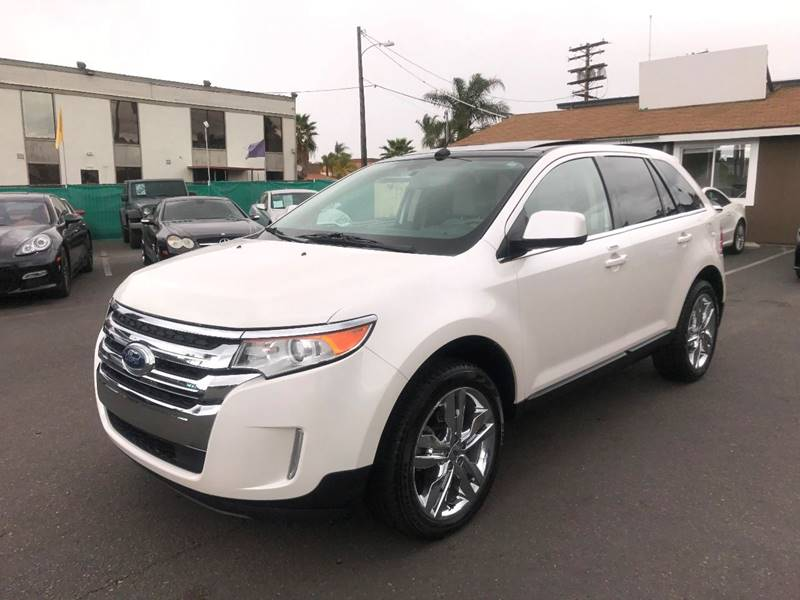 2011 Ford Edge for sale at SD Motors Inc in La Mesa CA
