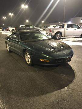 1995 Pontiac Firebird for sale in Saint Marys, OH
