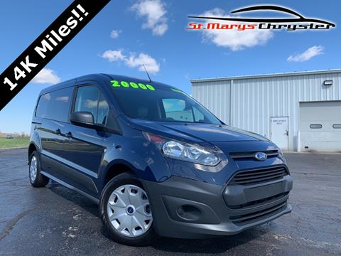 2016 Ford Transit Connect Cargo for sale in Saint Marys, OH