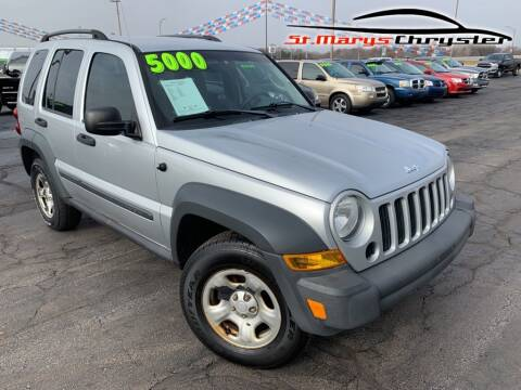 2006 Jeep Liberty for sale in Saint Marys, OH