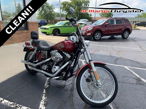 2004 Harley-Davidson Dyna for sale in Saint Marys, OH