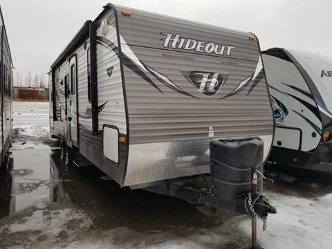 2015 Keystone Hideout 25BHS WE for sale in Anchorage, AK