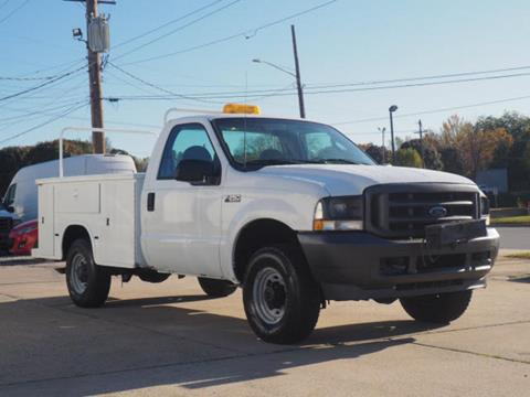 North Point Ford >> 2003 Ford F 250 Super Duty For Sale In High Point Nc