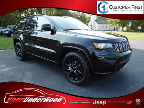 2019 Jeep Grand Cherokee for sale in Whiteville, NC