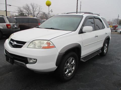 Acura MDX For Sale In Garland TX Carsforsalecom - Acura mdx 2003 for sale
