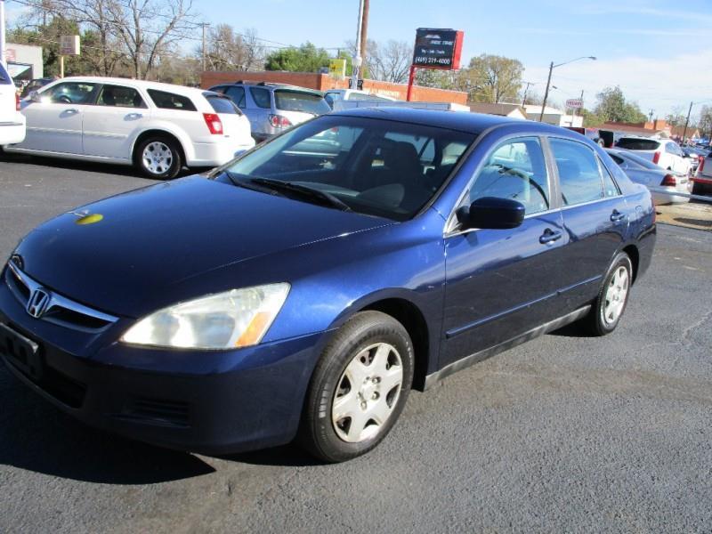 2007 Honda Accord For Sale At Gatoru0027s Auto Sales In Garland TX