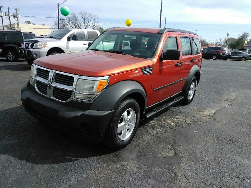 2007 Dodge Nitro SXT In Garland TX - Gator's Auto Sales