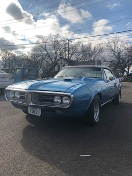 1967 Pontiac Firebird for sale in Garland, TX