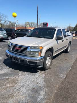2004 GMC Canyon for sale in Garland, TX