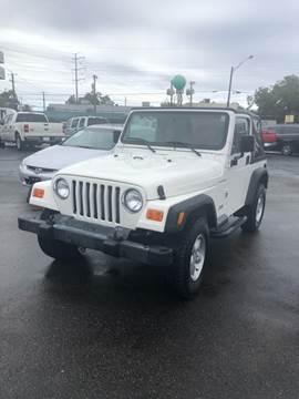 2000 Jeep Wrangler for sale in Garland, TX