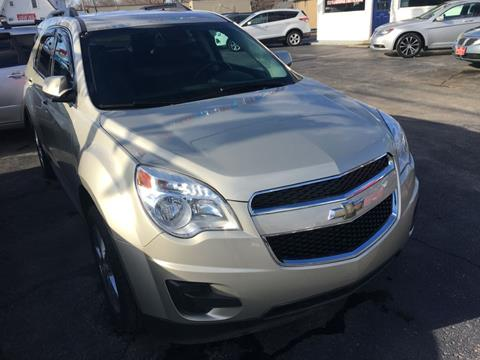 196174af2c 2013 Chevrolet Equinox for sale at Elyria Budget Auto Sales in Elyria OH