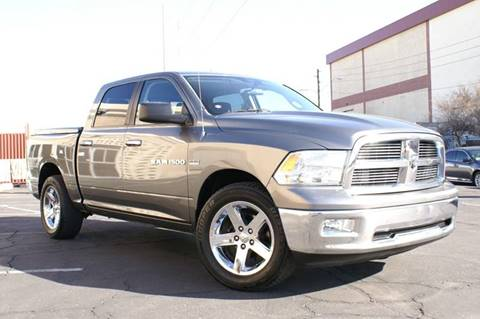 2012 RAM Ram Pickup 1500 for sale at EXPRESS AUTO GROUP in Phoenix AZ