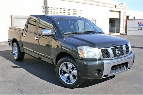 2004 Nissan Titan for sale at EXPRESS AUTO GROUP in Phoenix AZ