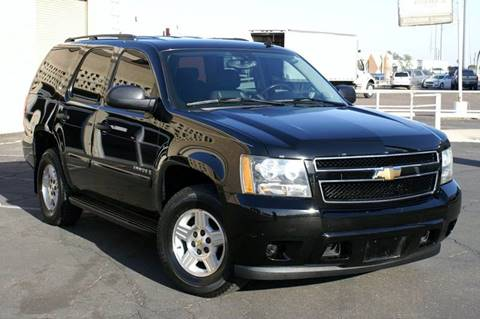 2007 Chevrolet Tahoe for sale at EXPRESS AUTO GROUP in Phoenix AZ