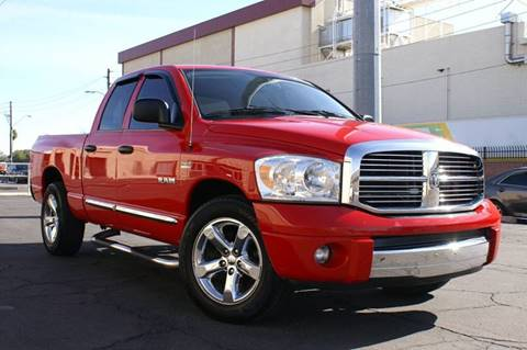 2008 Dodge Ram Pickup 1500 for sale at EXPRESS AUTO GROUP in Phoenix AZ
