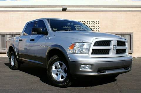 2009 Dodge Ram Pickup 1500 for sale at EXPRESS AUTO GROUP in Phoenix AZ