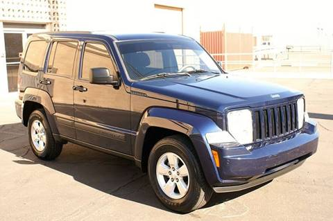 2012 Jeep Liberty for sale at EXPRESS AUTO GROUP in Phoenix AZ