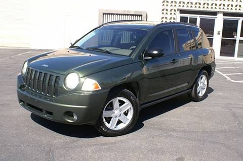 2007 Jeep Compass for sale at EXPRESS AUTO GROUP in Phoenix AZ