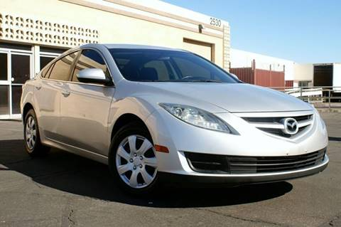 2010 Mazda MAZDA6 for sale at EXPRESS AUTO GROUP in Phoenix AZ