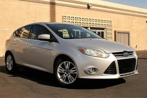 2012 Ford Focus for sale at EXPRESS AUTO GROUP in Phoenix AZ