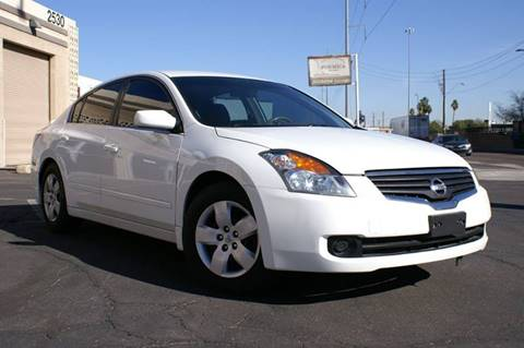 2008 Nissan Altima for sale at EXPRESS AUTO GROUP in Phoenix AZ