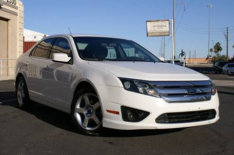 2010 Ford Fusion for sale at EXPRESS AUTO GROUP in Phoenix AZ